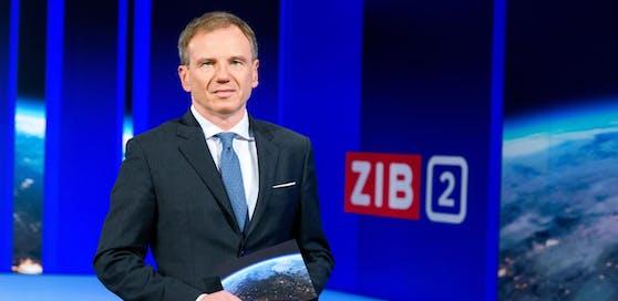"""""""ZIB 2"""" mit Armin Wolf"""