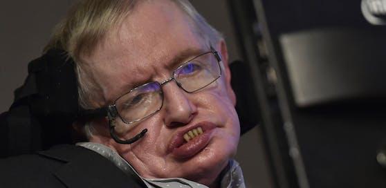Stephen Hawking hat nur eine düstere Prognose für die Erde parat.