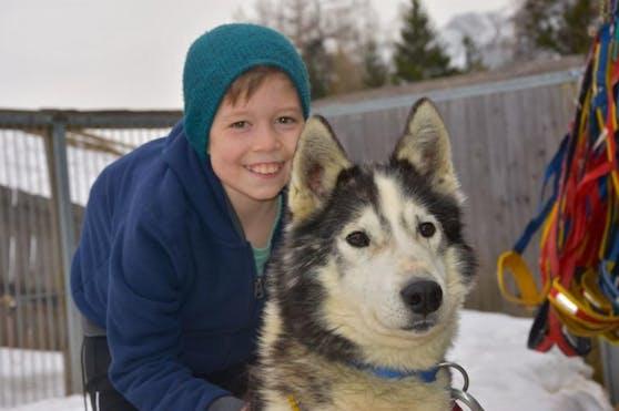 Lukas hat nach zehn Jahren einen passenden Stammzellenspender gefunden.