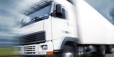 Angst vor Chef: Lkw-Fahrer fuhren fast 73 Stunden durch