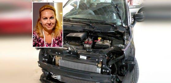 Susanne W.: Auto kaputt und einen Menge Ärger am Hals