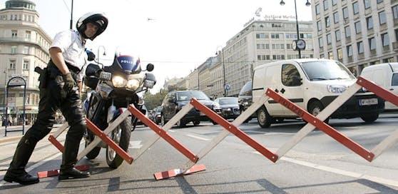 Wegen Demonstrationen ist am Samstag am Ring in Wien wieder mit Verzögerungen zu rechnen.