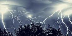 Warnung! Neues Hagel-Unwetter steuert auf Österreich zu