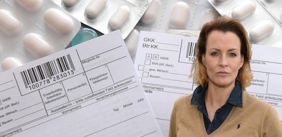 Ina Aigner will, dass die Einkommensgrenze für eine Rezeptgebühren-Befreiung hinaufgesetzt wird.