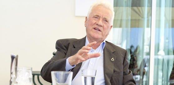 Team-Stronach-Gründer Frank Stronach
