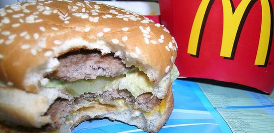 17,9 Minuten muss man in Wien für einen Big Mac arbeiten. Verdrückt ist er meist schneller.
