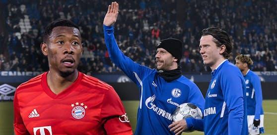 Die Schalke-Profis verzichten auf mehr Gehalt als die Bayern-Kicker.