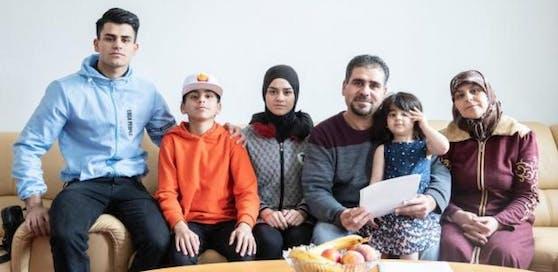 Gut integrierte Familie darf kein Haus kaufen.