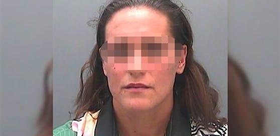 Die Frau wurde zu einer Haftstrafe verurteilt.
