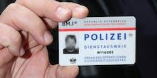 Falsche Polizisten in Klosterneuburg unterwegs