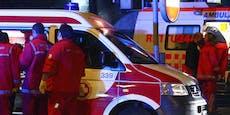 1,8 Promille! Rettungswagen gestohlen und davongefahren