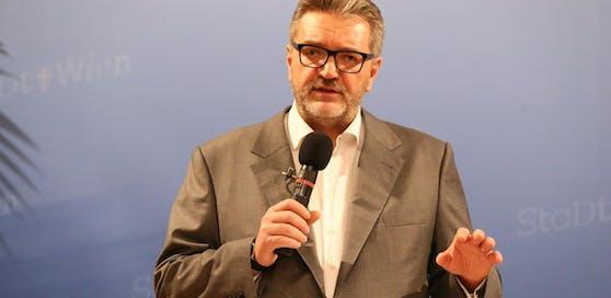 Der Wiener Stadtrat Peter Hacker.