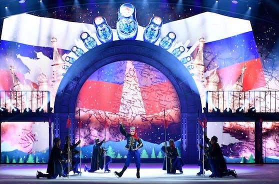 """Holiday on Ice sucht für die neue Revue """"Showtime"""" wieder ein erfahrenes Jungtalent."""