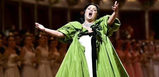 Sopranistin Anna Netrebko hat die Generalprobe in Salzburg abgesagt.