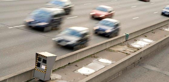 Immer mehr Autofahrer werden in Oberösterreich geblitzt