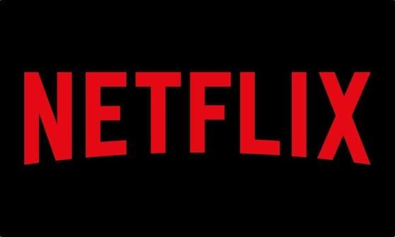Das Logo von Netflix