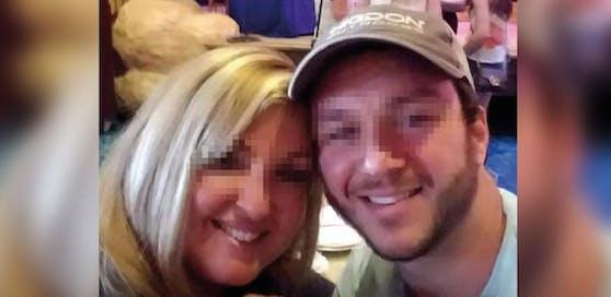 Sonny (29) rettete seiner Frau Heather das Leben.