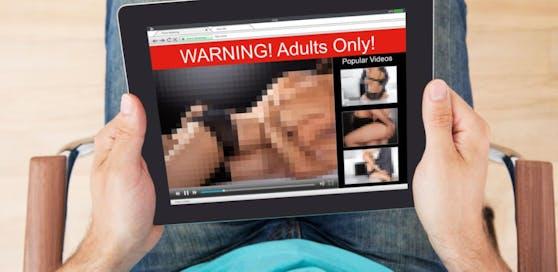 Symbolbild: Die Regierung denkt über einen verpflichtenden Porno-Filter nach.