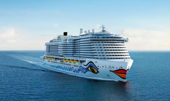 Aida Cruises sagt bis Ende Mai alle Reisen ab, will Gästen aber entgegenkommen.
