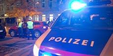 Alko-Lenker rast nach Unfall auf Zeugen los