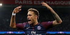 Millionen-Poker: Neymar und Barcelona legen Streit bei