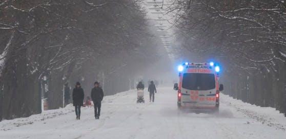 Meteorologen haben das Ende bereits prognostiziert: Die Kältewelle soll bald vorbei sein.
