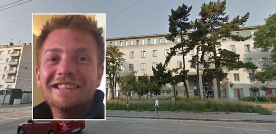 Alexandar Lazic ist 27 Jahre alt und wird vermisst.