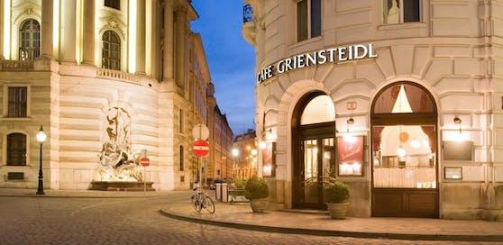 Das ehemalige Café Griensteidl - jetzt Café Klimt!