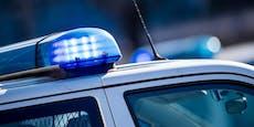 Bewaffnetes Trio raubte 57-Jährigen in Park aus