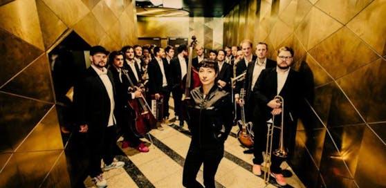 Fiva und die Jazzrausch Bigband