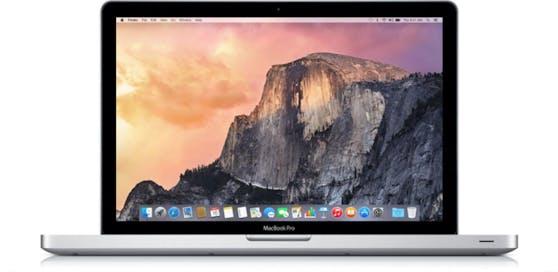 Das Apple MacBook Pro