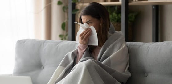 Die Grippewelle hat Österreich fest im Griff.