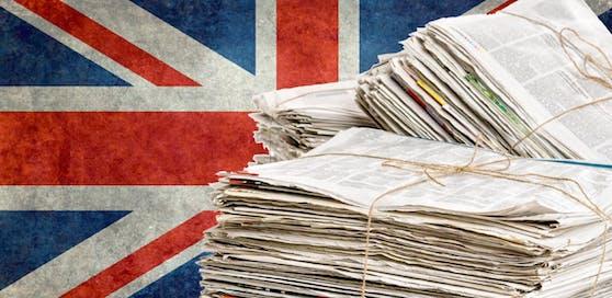 """Medien in der Slowakei dürfen nicht mehr """"Großbritannien"""" sagen."""