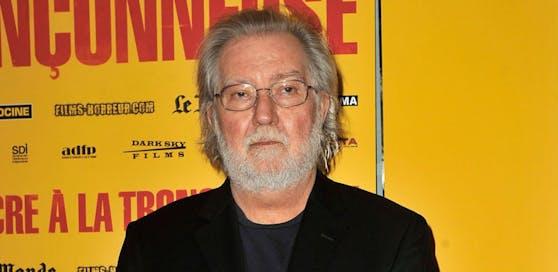 """Tobe Hooper bei der Premiere einer restaurierten """"The Texas Chain Saw Massacre""""-Fassung in Paris am 23. September 2014."""
