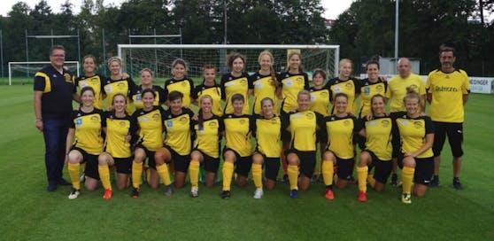 Die Frauen des FC Mariahilf hätten gegen den FC Vatikan antreten sollen. Foto: FC Mariahilf