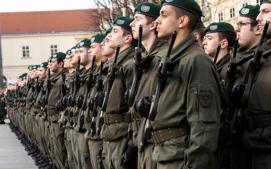 Petition: Soldaten sollen Essen aus der Region bekommen.