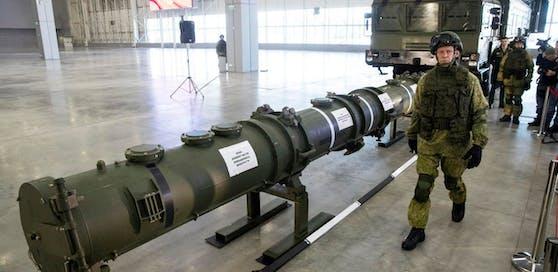 Ende Januar informierte man über das umstrittene Waffensystem.