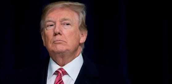 Donald Trump meint, er hätte nichts unrechtes getan.