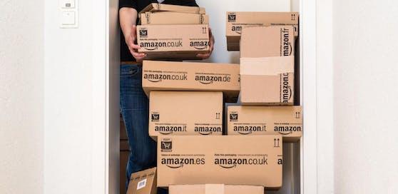 Immer mehr Österreicher lassen sich ihre Online-Einkäufe in die Arbeit liefern.