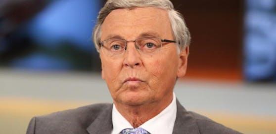 CDU-Urgestein Wolfgang Bosbach.