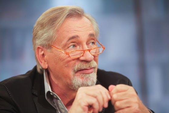 Peter Rapp gibt sein TV-Comeback