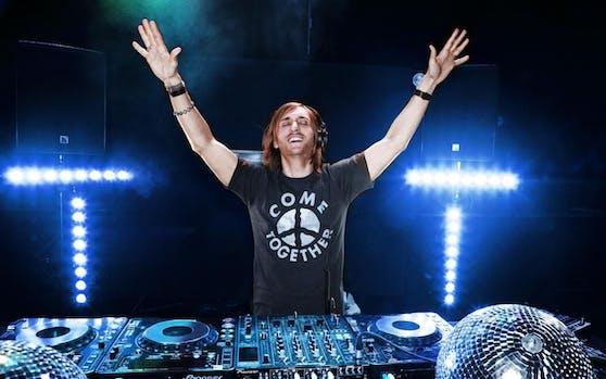 David Guetta kommt nach Linz.