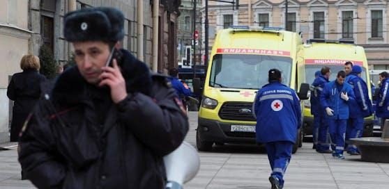 In Russland war die Stimmung seit dem Anschlag in St. Petersburg angespannt, jetzt schoss ein Jugendlicher in Chabarowsk auf Geheimdienstler.