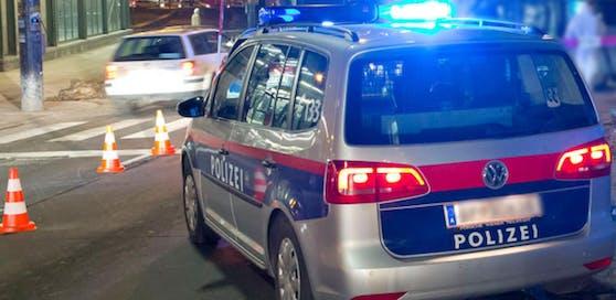 Der Autofahrer wurde von der Polizei ausgeforscht (Symbolfoto)