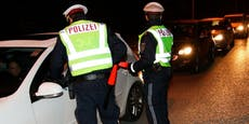 Polizei jagt Tempo-Sünder – 340 Anzeigen in einer Nacht