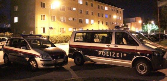Die Polizei musste den Streit schlichten.