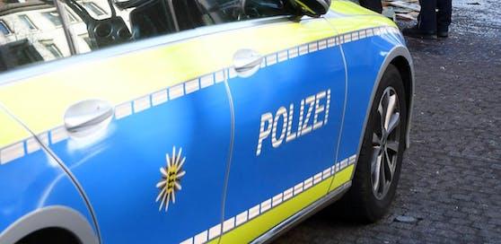 Polizeieinsatz in Karlsruhe. Archivbild