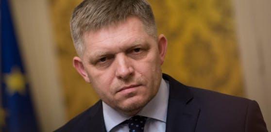 Der slowakische Ministerpräsident Robert Fico hat seinen Rücktritt angeboten