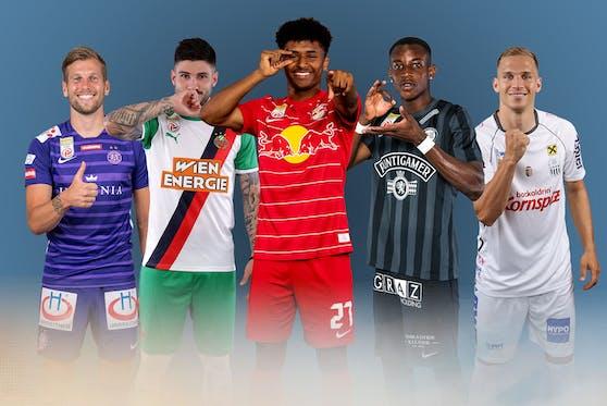 Die Fußball-Bundesliga geht in die siebte Runde.