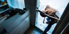 Profi-Einbrecher richteten 517.000 Euro Schaden an